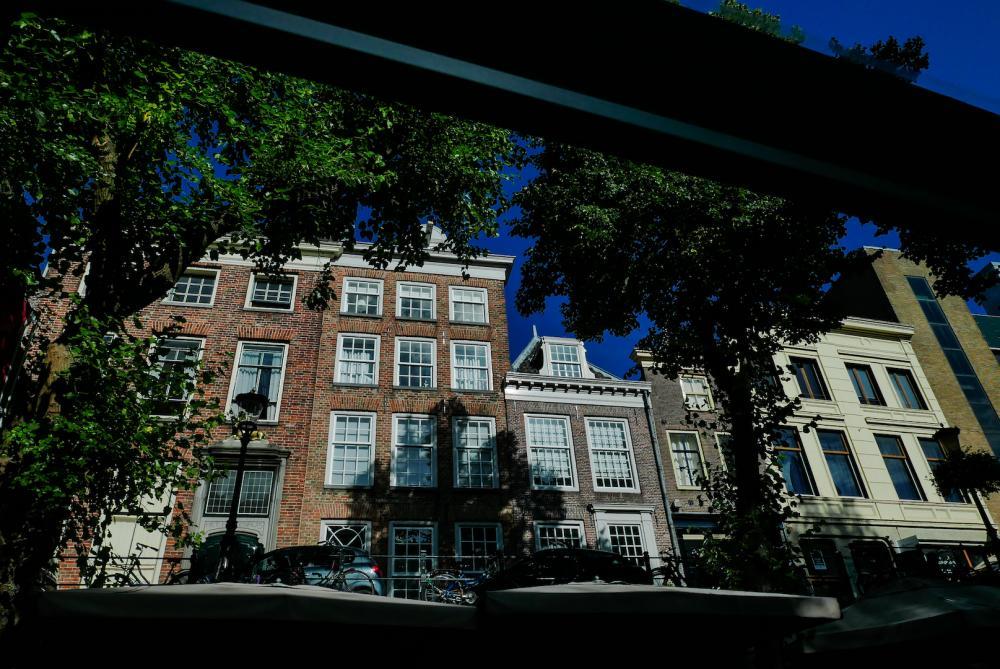 Utrecht, vom Boot aus gesehen (4)
